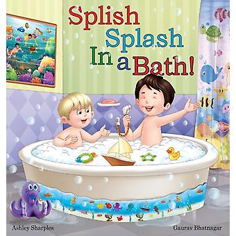 Splish Splash In a Bath by Sharples & Ashley