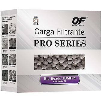 Ocean gratis Pro Filter Medium 3Dm perler 1L