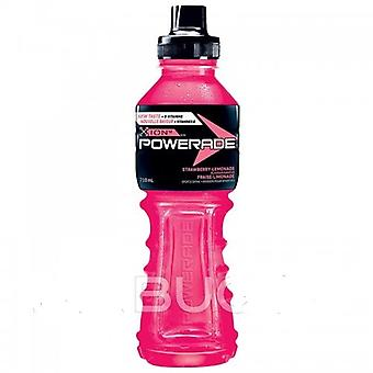 Powerade Ion4 Strawberry Lemon-( 710 Ml X 12 Bottles )