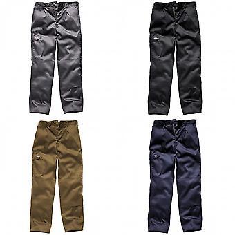 Dickies Mens супер работу брюки (короткие ноги)