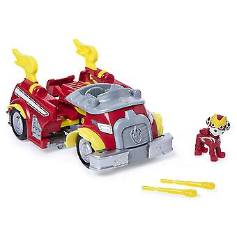 Paw Patrol 6054867 Power Changing Vehicle Marshall
