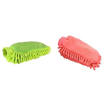 Lincoln Microfibre Grooming Mitt
