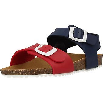 Garvalin Sandals 202473 Color Rojoazu