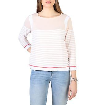 Armani Jeans Orjinal Bayan İlkbahar/Yaz Kazak Pembe Renk - 57934