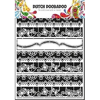 Dutch doobadoo Dutch Paper Art borders 2 - A5 472.948.041