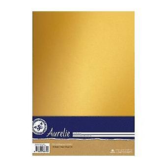 Aurelie Sparkling Cardstock Gold (AUSP1015)