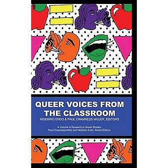 Queer Voices from the Classroom Hc by Endo & Hidehiro