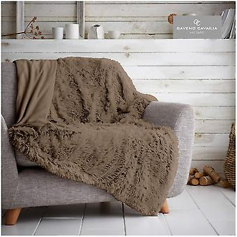 Hugg And Snug Fluffy Soft Throw