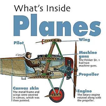Avions (ce qui est à l'intérieur?)
