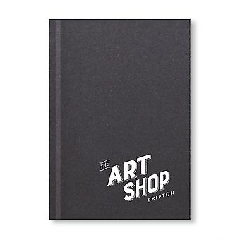 The Art Shop Skipton Casebound Sketchbook A6 (Portrait)