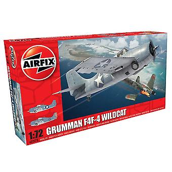 Airfix A02070 1:72 Scară Grumman F4F-4 Wildcat Model Kit
