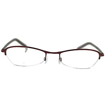Fossil Brille Brillengestell Corsica rot OF1066600