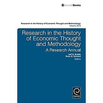 Forskning i historien om ekonomisk tanke och metodik en forskning årligen av Biddle & Jeff E.