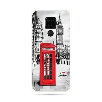 Hull For Huawei Mate 30 Lite Supple London