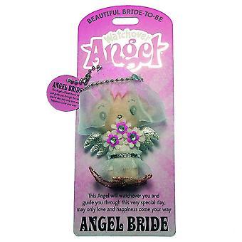 Watchover Angels Bride Angel Keyring