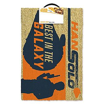 Solo A Star Wars Story Best In The Galaxy Doormat