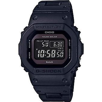 Casio digital watch quartz men with black resin strap GW-B5600BC-1BER