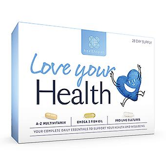 Love Your Health - 28 Day Supply