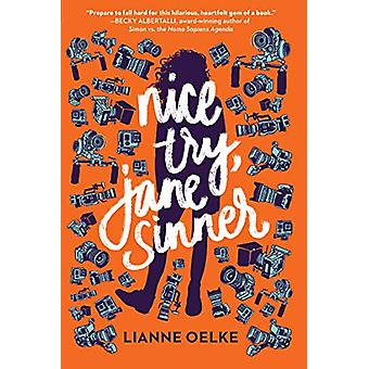 Nice Try - Jane Sinner door Lianne Oelke - 9780358097563 Boek