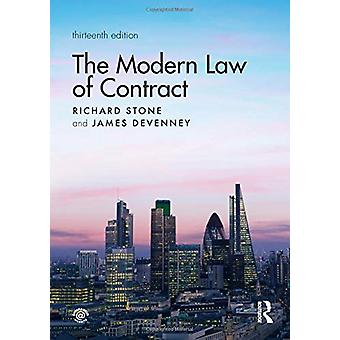 The Modern Law of Contract by Richard Stone - 9780367222918 Book