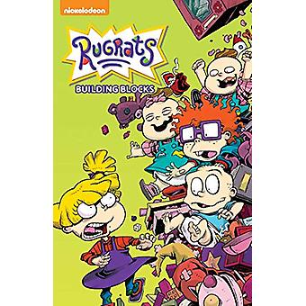 Rugrats - Building Blocks by Nicole Andelfinger - 9781684154609 Book