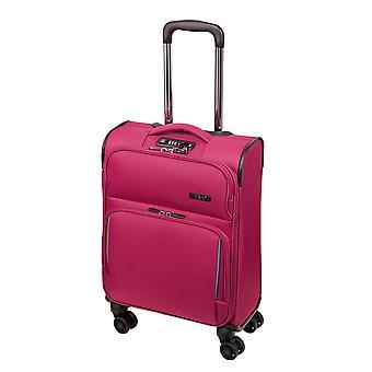 d&n Travel Line 7904 Handbagage Trolley S dames, 4 wielen, 54 cm, 32 L, Roze