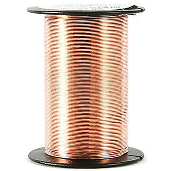 Craft Wire 24 Gauge 25yd-Copper