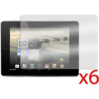 6x Anti-Glare Matte Screen Protector for Acer Iconia Tab A1-810