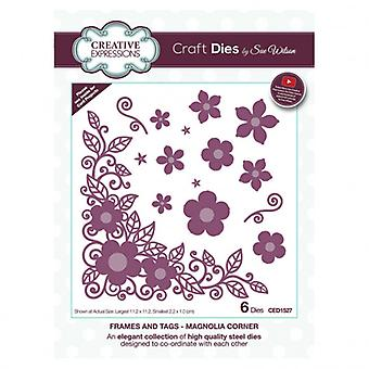 Creative Expressions Cutting Dies - Finishing Touches - Magnolia Corner