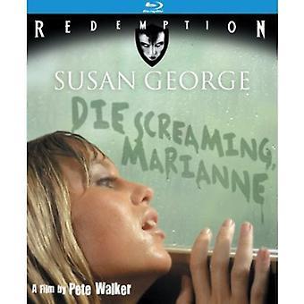 Die Screaming Marianne [BLU-RAY] USA import