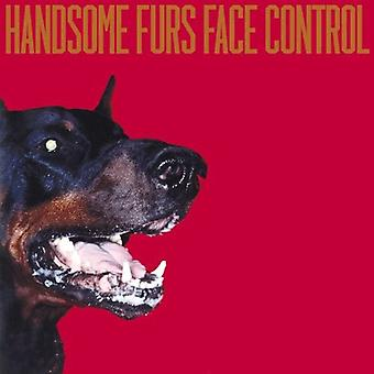 Handsome Furs - Face Control [CD] USA import
