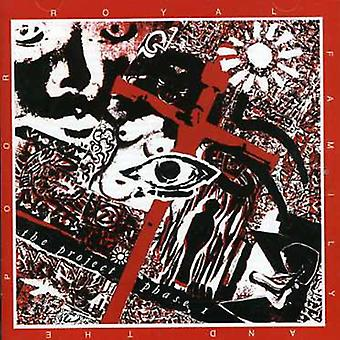 Royal Family & the Poor - Temple of the 13th Tribe [CD] USA import