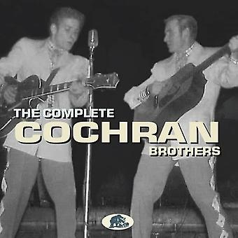 Cochran Brothers - Complete Cochran Brothers [CD] USA import