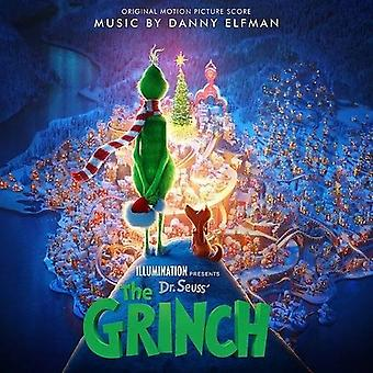Dr Seuss's Grinch (Score) / O.S.T. [CD] USA import