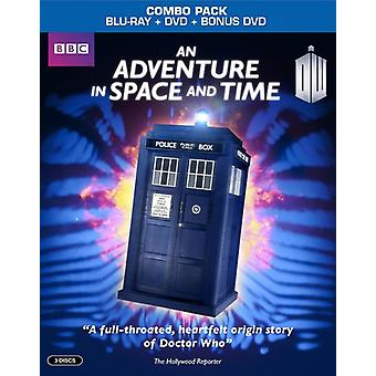 Doctor Who: An Adventure in Space & Time [BLU-RAY] USA import