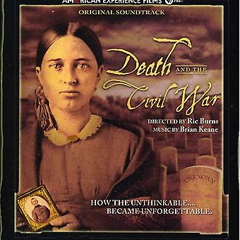 Various Artists - Death and the Civil War [Original Soundtrack] [CD] USA import
