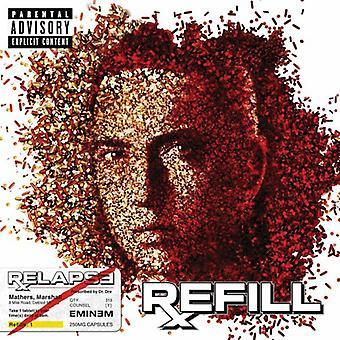 Eminem - Relapse: Refill [CD] USA import