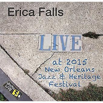 Erica Falls - Jazzfest 2015 [CD] USA import