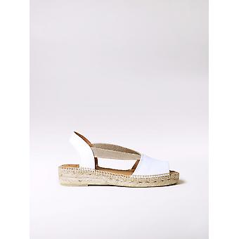 Toni Pons classic flat espadrille made of leather - ETNA