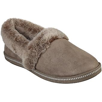 Skechers Womens Cozy Campfire-Team Toasty Fur Lined Slippers