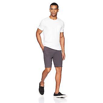 "Goodthreads Men's ""The Perfect Crewneck T-Shirt-quot; Short-Sleeve Cotton, White, ..."
