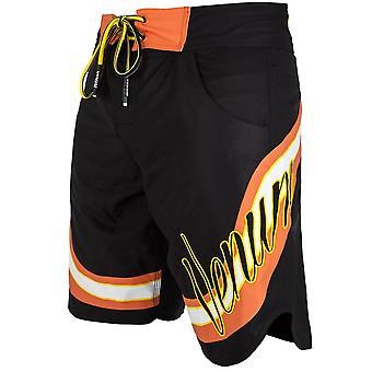 Cutback VM Board Shorts preto/amarelo