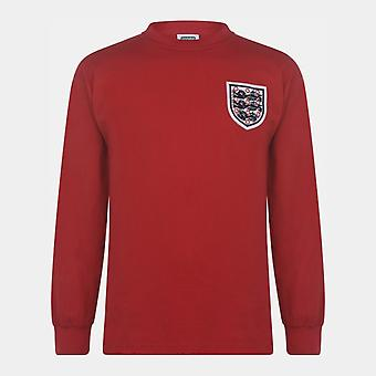 Score Draw England 66 Away Jersey Miesten