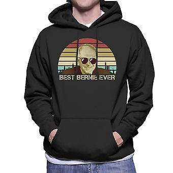 Meilleur Bernie Ever Men-apos;s Sweatshirt à capuchon