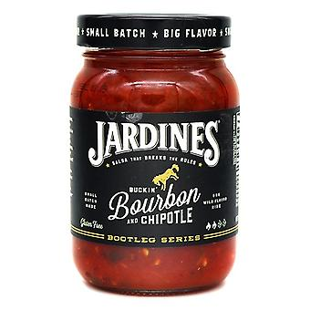 D.L. Jardine&s Buckin' Bourbon & Chipotle Salsa