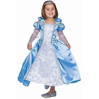 Eisprinzessin Kinder Prinzessin Eiskönigin Kostüm Märchen
