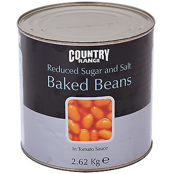 Country Range Reduced Salt & Sugar Baked Beans
