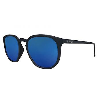Sunglasses Unisex Flat Cat.3 dark blue/blue