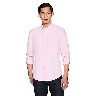 Goodthreads Men-apos;s 'quot;The Perfect Oxford Shirt'quot; Standard-Fit Long-Sleeve Solid ,...