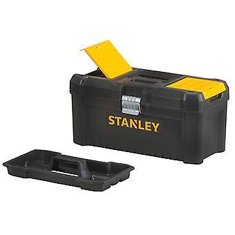 Stanley Tools Grundlæggende værktøjskasse med arrangør Top 41cm (16in) STA175518